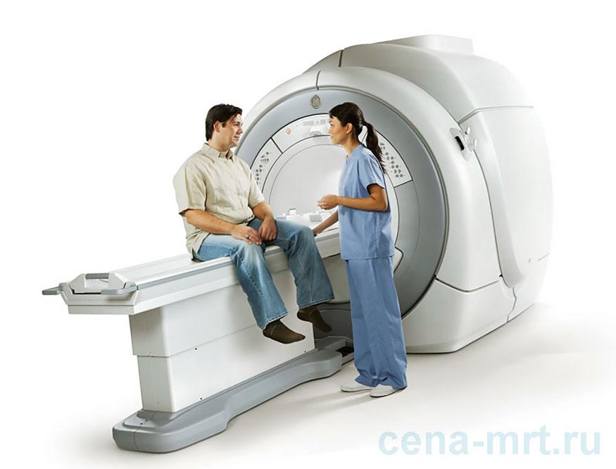 Консультация перед МРТ-исследованием