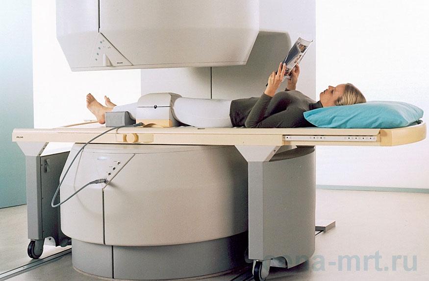 МРТ в томографе открытого типа