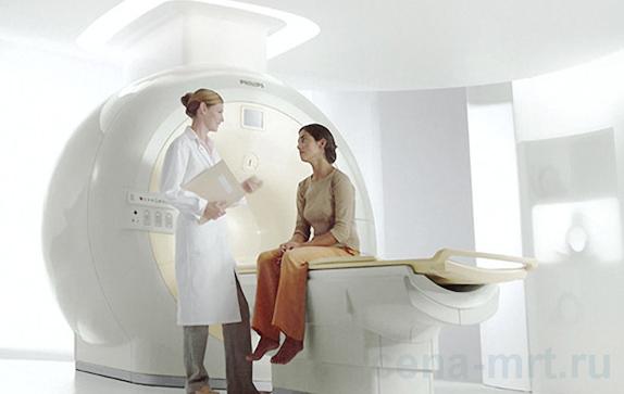Как делают МРТ на Philips Archeva 1.5 Тесла