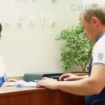 МРТ-Эксперт в Мытищах — Ресепшн