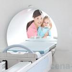МРТ на Алексеевской в Центре МР-Томографии - ребенок готовится к МРТ