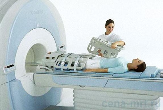 Делают МРТ всего тела на томографе Toshiba VANTAGE TITAN (1.5 Тесла)