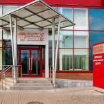 МРТ на Свиблов в Патеро Клиник - Вход в клинику