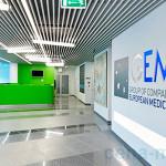 Европейский медицинский центр — Ресепшн