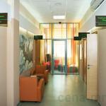 GMS Clinic — Коридор