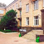 Медицинский центр на Боткинском — Здание центра