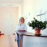 Медицинский центр на Боткинском — Ресепшн