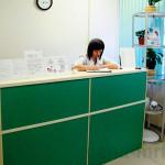 МРТ центр Мы и дети — Ресепшн