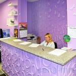 Центр МРТ в Перово — Ресепшн