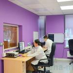 Центр МРТ в Перово — Пульт управления томографом